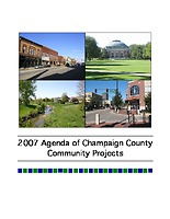 2007 Agenda of Champaign County Community Projects