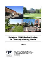 Update on 2009 Stimulus Funding
