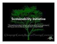 Initiative presentation