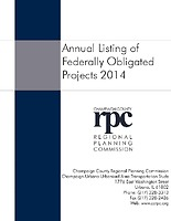 Federally Obligated Projects: FY2014