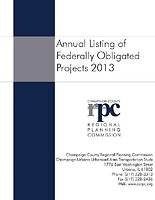 Federally Obligated Projects: FY2013