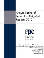 Federally Obligated Projects: FY2012