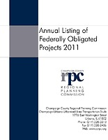 Federally Obligated Projects: FY2011