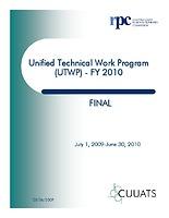 FY 2010 report