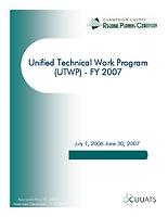 FY 2007 report