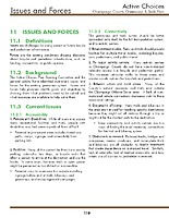 12 — Issues and forces