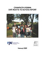 Safe Routes to School report: First edition