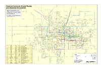 05 — CUUATS online bicycle route survey map