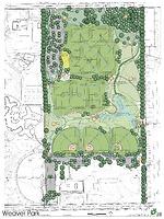 08 — Weaver Park Plan map