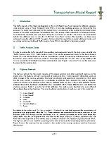 A2 — CUUATS travel demand model report