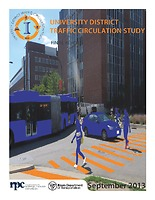 University District Traffic Circulation Study final report