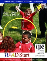 2013-2014 Head Start Annual Report