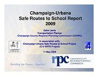 2009 Champaign School Board Presentation