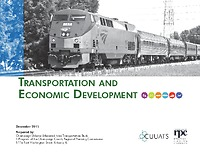 Transportation & Economic Development Plan