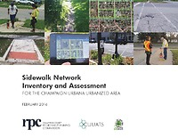 Sidewalk Network Inventory and Assessment