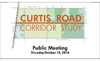 October 13, 2016 Public Meeting Presentation