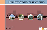 University Avenue Corridor Study Full Document