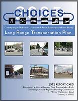 2012 LRTP Report Card