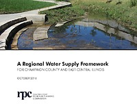 Regional Water Supply Framework for Champaign County and East-Central Illinois