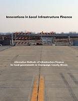 Innovations in Local Infrastructure Finance